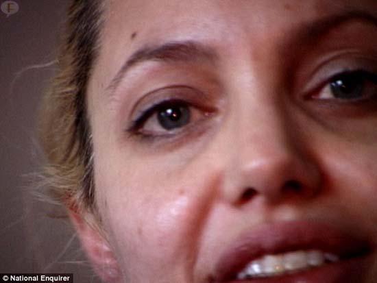 Filtran Video de Angelina Jolie drogada en 1998