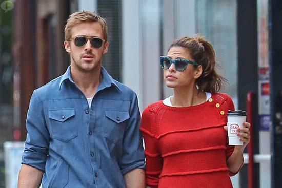Ryan Gosling y Eva Mendes esperan su primer baby! - UPDATE!!!
