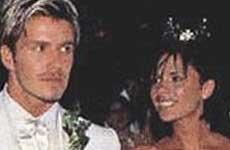 Fotos de la boda de la Posh y David Beckham!