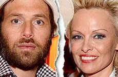 Pamela Anderson & Rick Salomon se divorcian AGAIN!!!!