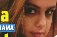 Selena Gomez vuelve a Rehab Dramática sobredosis! [InTouch]
