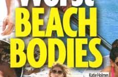 Los mejores y peores cuerpos en bikini 2014 [Star magazine]
