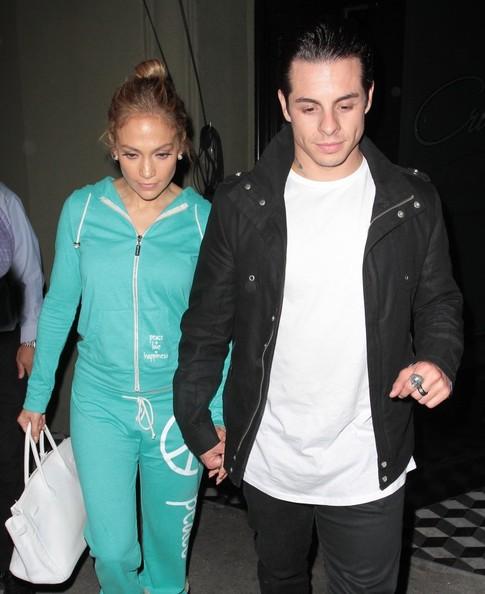 Jennifer Lopez & Casper Smart volvieron?