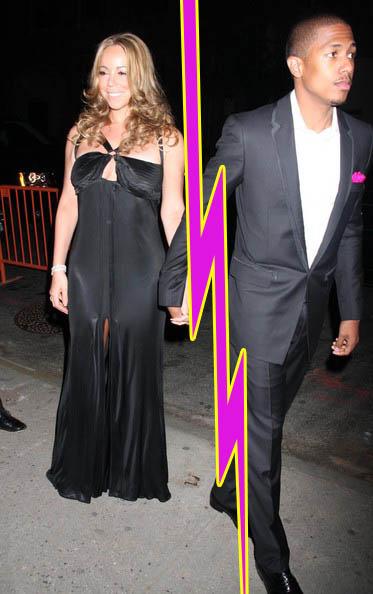 Mariah Carey & Nick Cannon se DIVORCIAN por culpa de Kim K!