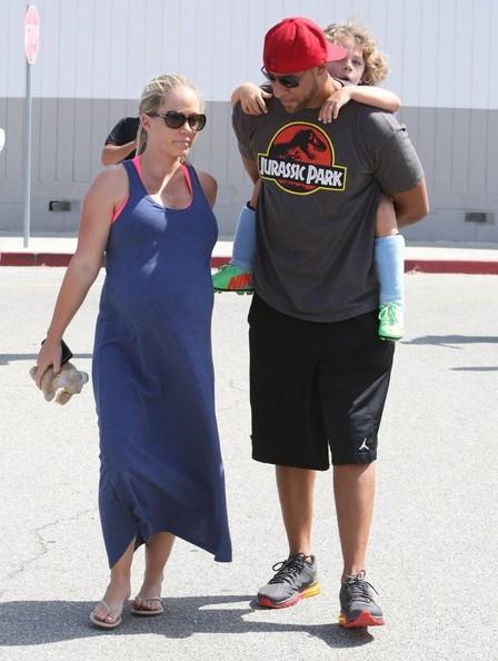 Kendra Wilkinson y Hank Baskett juntos en Costa Rica