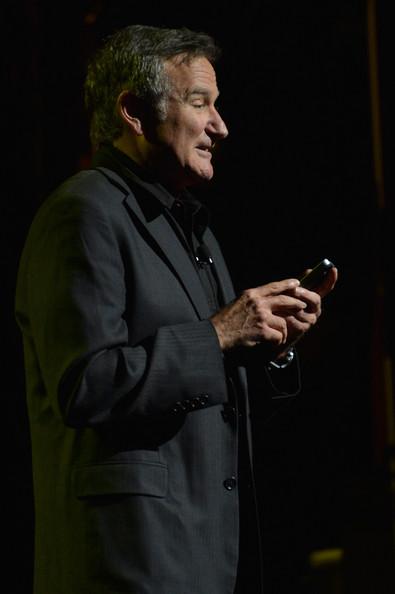 Robin Williams sufría de Parkinson