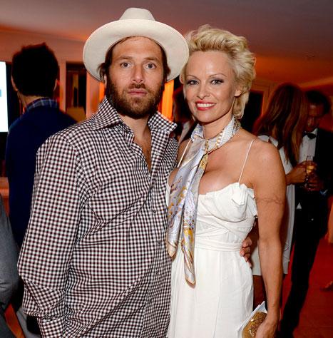 Pamela Anderson y Rick Salomon ya no se divorcian!