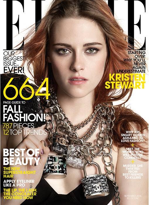 Kristen Stewart para Elle