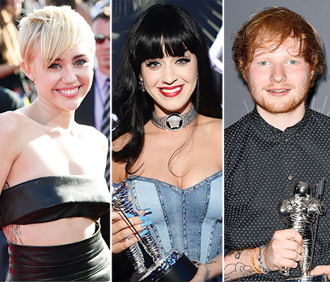 MTV Video Music Awards 2014 - Ganadores