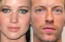 Más de Jennifer Lawrence y Chris Martin