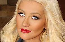Christina Aguilera en la Campaña Mundial contra el Hambre