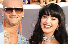 Katy Perry fue de Jeans a los MTV VMAs 2014