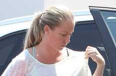 Kendra Wilkinson visita a los abogados de divorcio