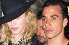 Madonna termina con su boy toy