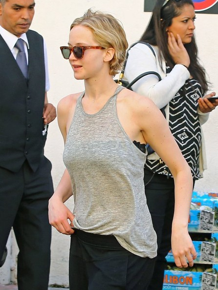 Jennifer Lawrence y Kate Upton: hackers filtran fotos privadas