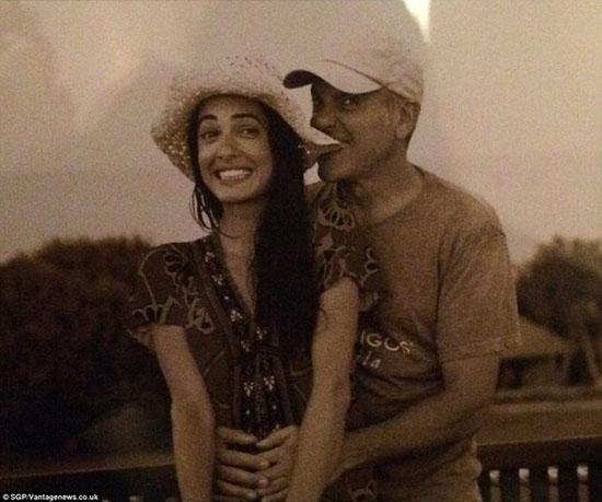 George Clooney y Amal Alamuddin se casaron - Detalles de la boda!