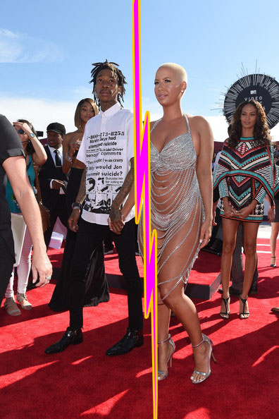 Amber Rose se divorcia de Wiz Khalifa!