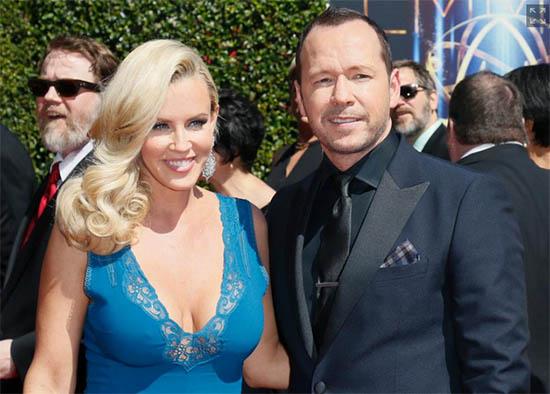 Jenny McCarthy y Donnie Wahlberg se casaron!