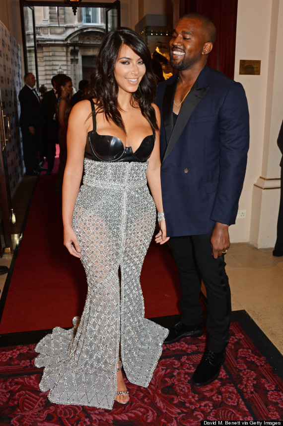 Kim Kardashian es la Mujer del Año - GQ Magazine