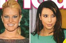 Jessica Simpson, Kim Kardashian embarazadas?