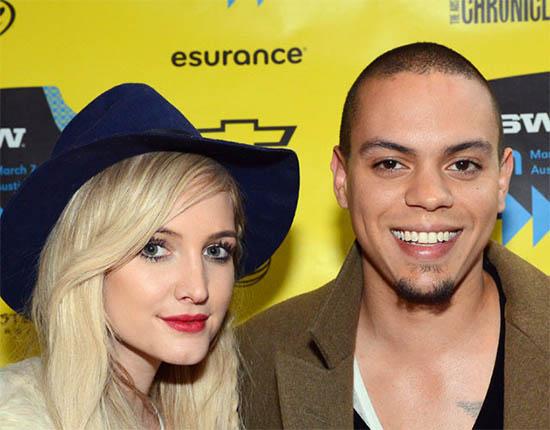 Ashlee Simpson y Evan Ross Casados!!