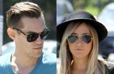 Ashley Tisdale CASADA con Christopher French