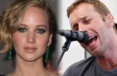 Chris Martin y el escándalo de las fotos privadas de Jennifer Lawrence