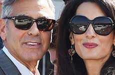 George Clooney y Amal Alamuddin se casaron – Detalles de la boda!