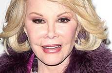 Joan Rivers sale de terapia intensiva – UPDATE!!
