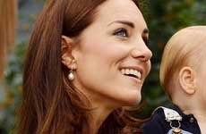 Kate Middleton y el Príncipe Williams esperan su segundo baby!!