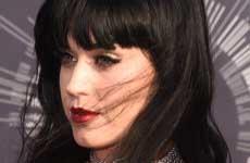 Katy Perry ahora tiene el look ANIMAL!