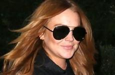 Guess What? Lindsay Lohan miente!