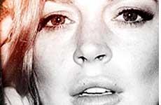 Lindsay olvida lineas en su obra en Londres