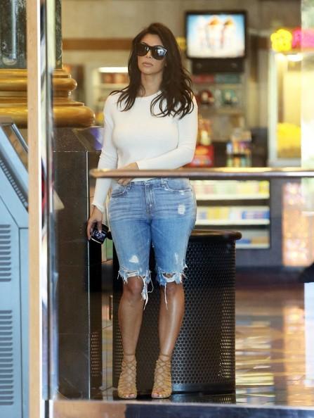 El precio y las demandas de diva de Kim Kardashian