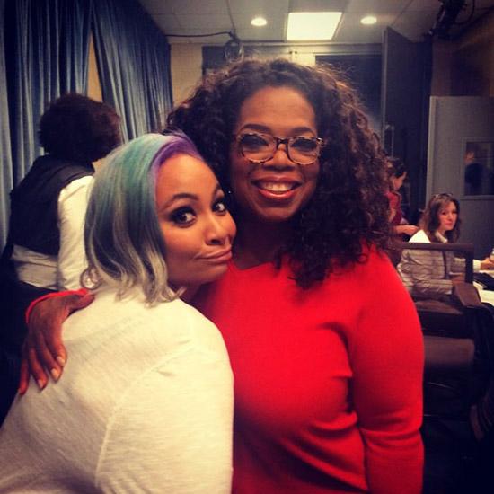 Raven-Symoné: No a las etiquetas Gay o Afroamericana
