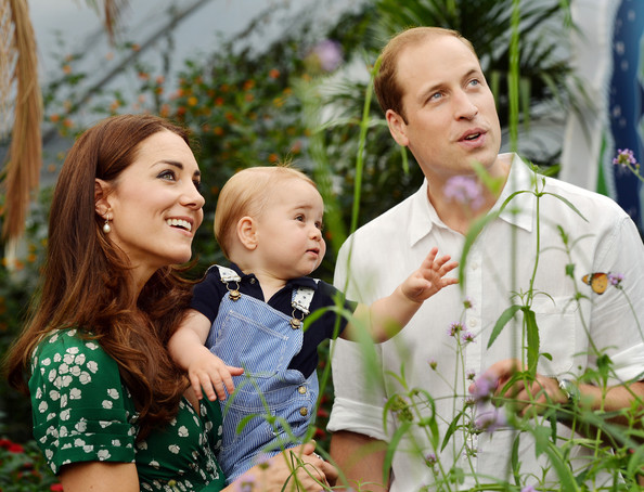 Kate y el Príncipe Williams tendrán a su segundo hijo en abril