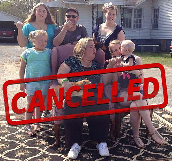 CANCELAN Honey Boo Boo por culpa de Mama June