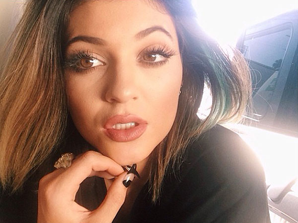 Kylie Jenner sin maquillaje - Oh!