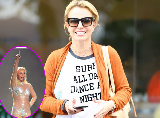 Britney Spears: millón a la semana en Las Vegas