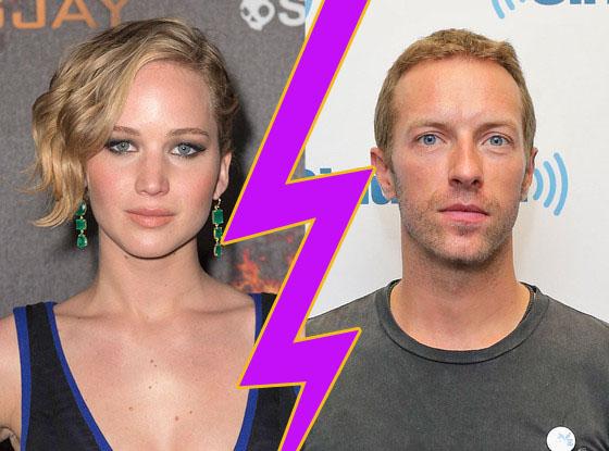 Jennifer Lawrence y Chris Martin terminaron!