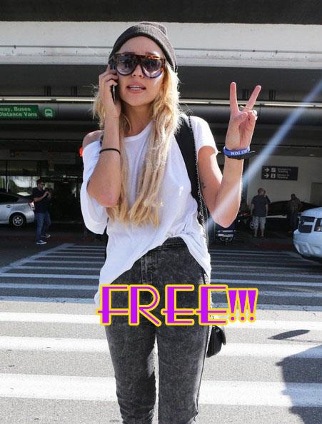 Amanda Bynes salió del Psiquiátrico!! WHAT? Es LIBRE!!