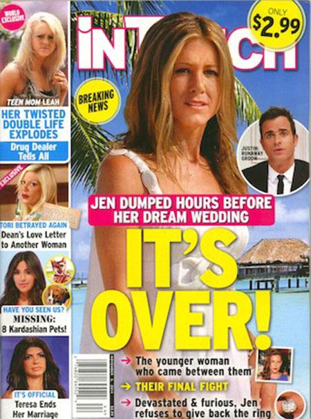 Los chismes de InTouch y OK! magazine