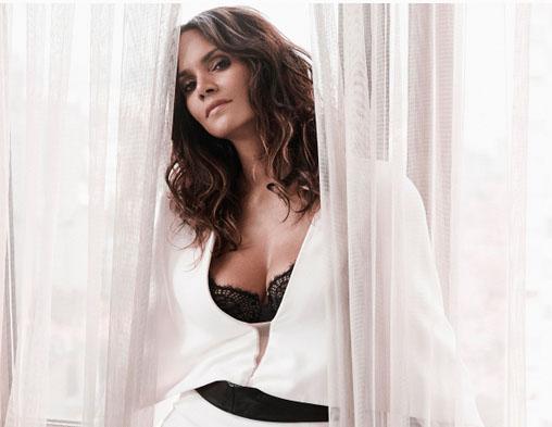 El secreto de Halle Berry para tener senos perfectos!