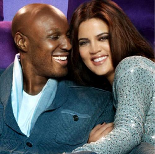 Khloe Kardashian y Lamar siguen casados, ella no lo encuentra