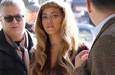 OMG! La nueva peluca de Beyonce – FUG!