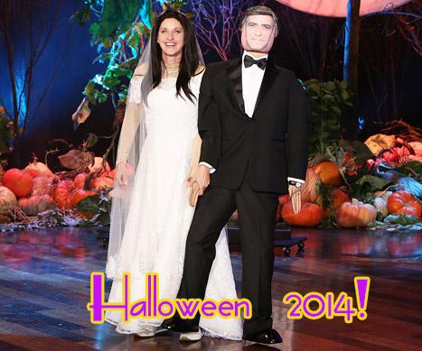Ellen DeGeneres y su disfraz de Halloween 2014