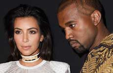 Kim llora, Kanye celoso pelea por fotos filtradas! LOL!