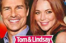 OMG!! Lindsay Lohan y Tom Cruise? IT'S ON! – Chismes de OK!