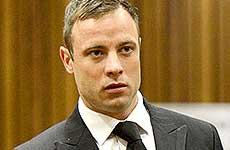 Oscar Pistorius 5 años por asesinar a su novia Reeva Steenkamp