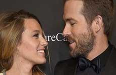Vean los nombres que Ryan Reynolds quiere para su baby - LOL!